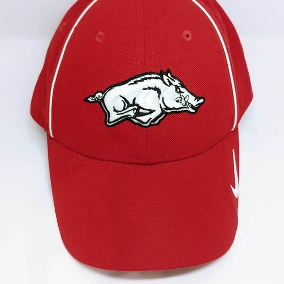 Arkansas Razorbacks Nike Dri-Fit Legacy91 Hat 427eab5a3cc8